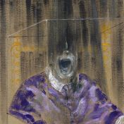 Francis BACON , <i>Head VI</i>, 1949