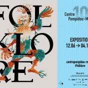 Affiche Exposition Folklore