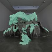 Lynda BENGLIS , <i>Hills and Clouds</i>, 2014