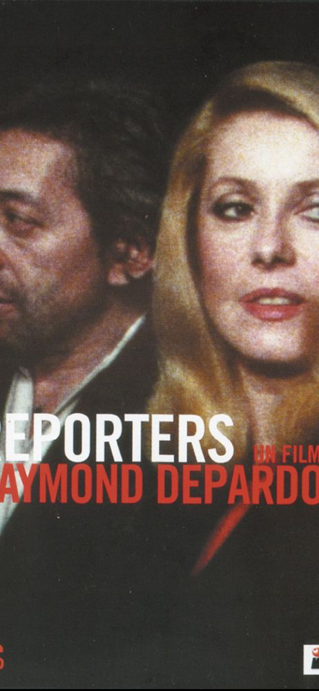 Reporters © DR