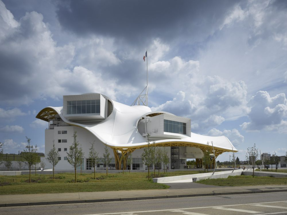 Project stakeholders centre pompidou metz for Metz architects