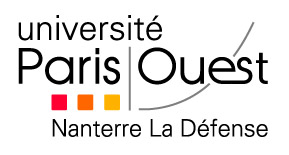 Logo Université Paris Ouest